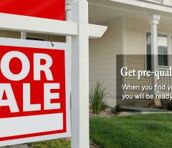 Get pre-qualified with Anchor Mortgage.
